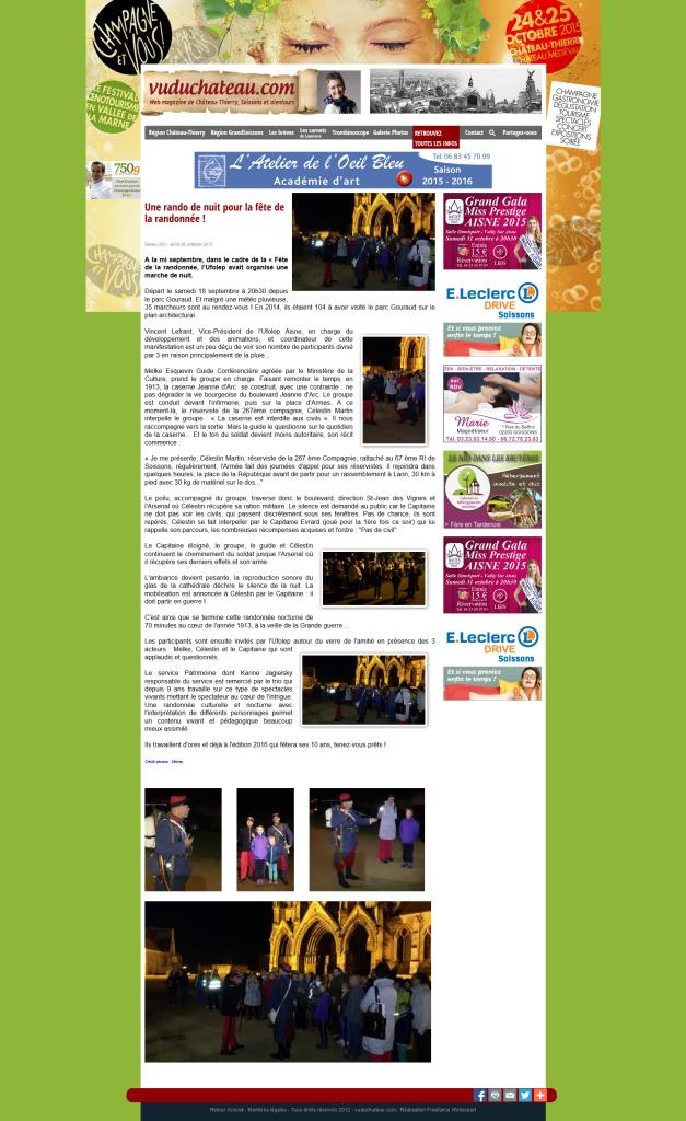 Article-Fete_rando_VE_2015-Vuduchateau-261015